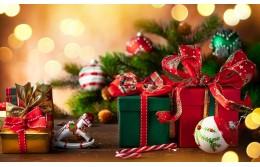 Новогодние каникулы в магазине Vishnia Handmade