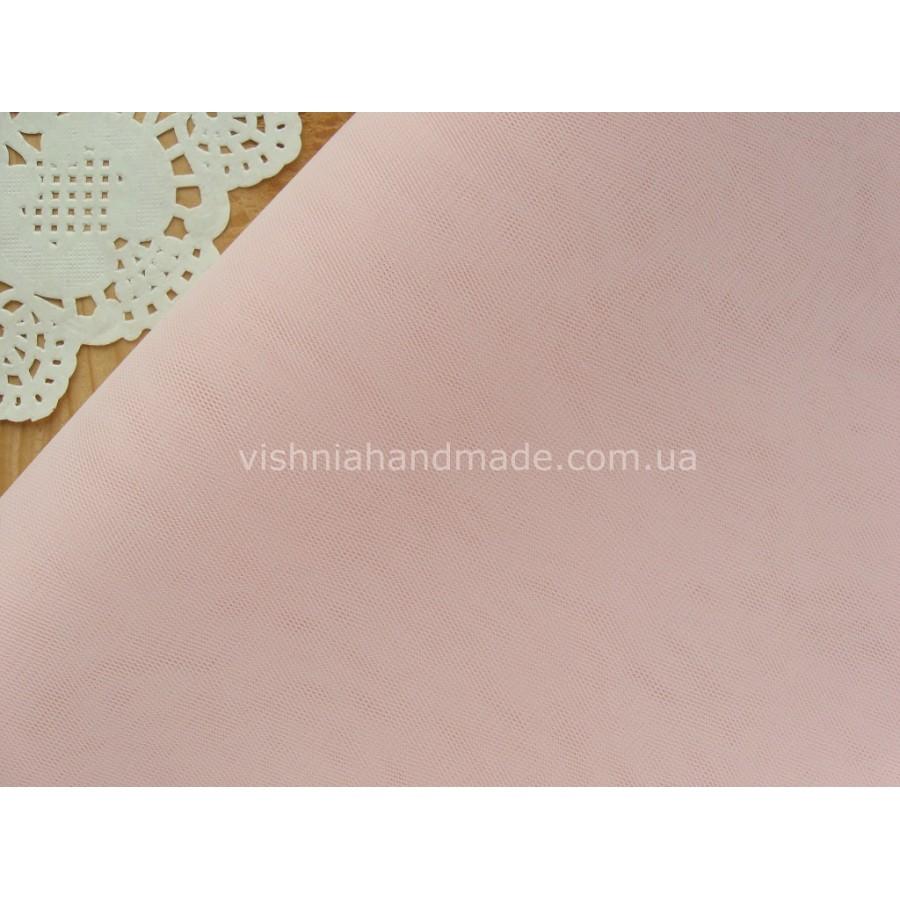 Еврофатин розовый мягкий, 50*50 см