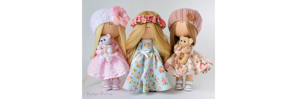 Создай свою куклу