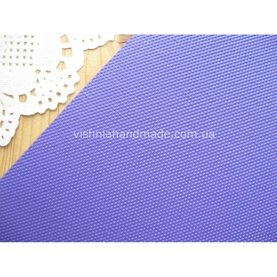 Фиолетовый кант (рант) для кукольной обуви, 5*18 см