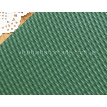 Зеленый кант (рант) для кукольной обуви, 5*18 см