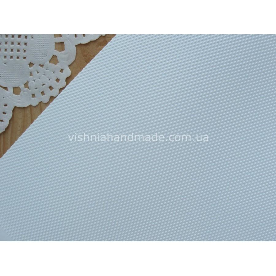 Белый кант (рант) для кукольной обуви, 5*18 см