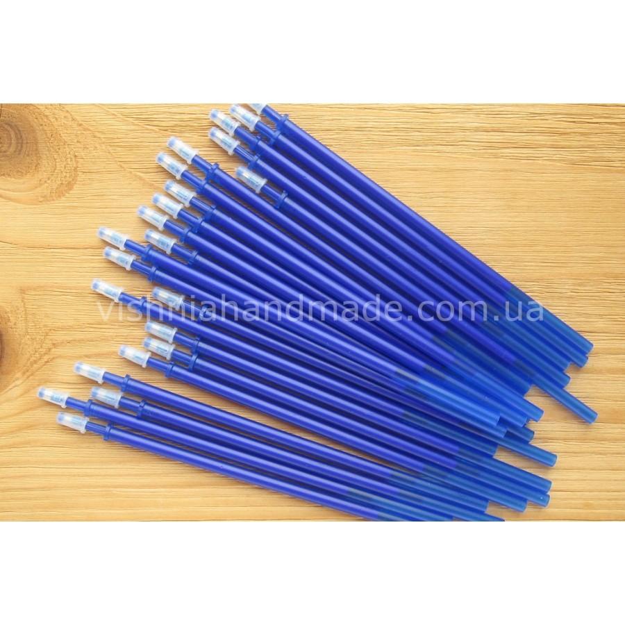 Синие термо исчезающие стержни для ткани