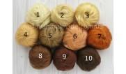 Волосы трессы для кукол (11)
