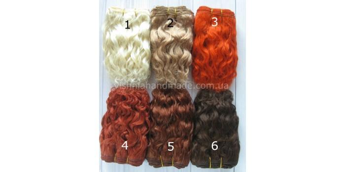 Волосы трессы для кукол (7)