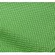 """Отрез новогоднего хлопка для рукоделия """"Точки 2 мм на зеленом"""", 25*36 см"""