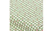 Ткани для рукоделия с геометрическим рисунком (3)
