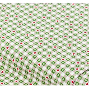 Ткани для рукоделия с геометрическим рисунком