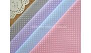 Ткани для рукоделия с геометрическим рисунком (19)