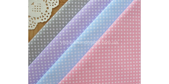 Ткани для рукоделия с геометрическим рисунком (17)