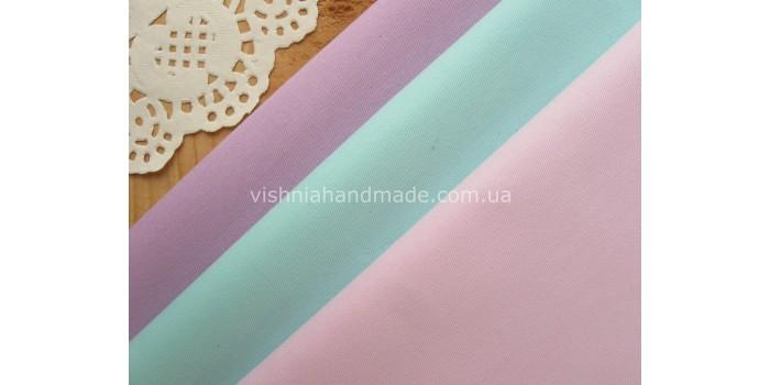 Однотонные ткани для рукоделия (5)