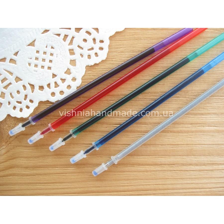 Водорастворимые стержни для ткани, выбор цвета