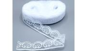 Натуральное и синтетическое кружево для рукоделия (24)