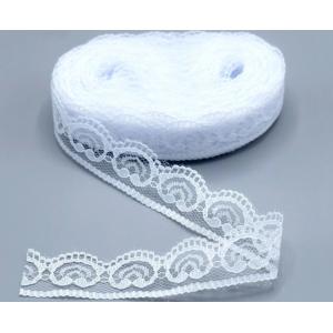 Натуральное и синтетическое кружево для рукоделия