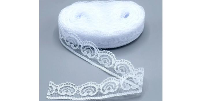 Натуральное и синтетическое кружево для рукоделия (20)