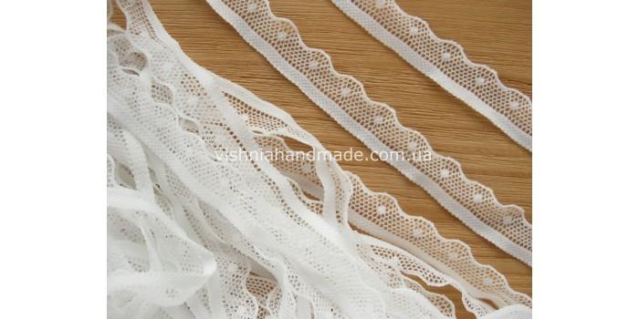 Резинка, ажурная резинка для кукольной одежды (2)